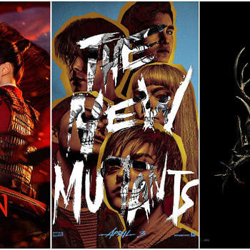 """""""Mulan"""", """"The New Mutants"""", and """"Antlers"""" Are All Delayed"""
