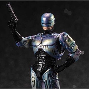 Robocop Is Coming Home with Us Dead or Alive from NECA