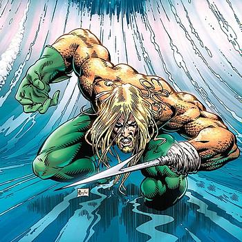 The Return of 90s Aquaman in Venom #23 [Preview]