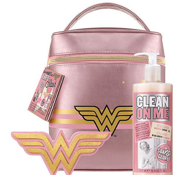 Will this limited edition Soap and Glory Wonder Woman set make you feel wonderful?