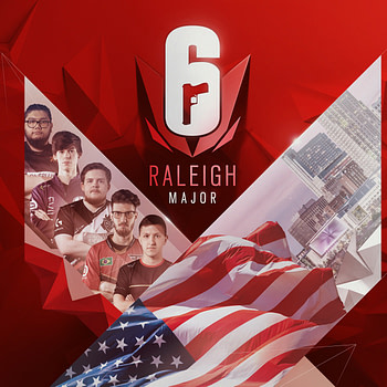 Ubisoft Announces Rainbow Six Siege Raleigh Major For August