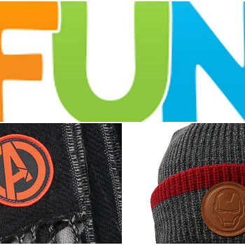 The weather outside is still frightful - but Fun has you covered from head to toe!