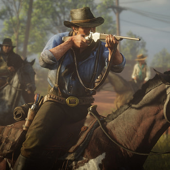 """Red Dead Redemption 2"" Is Finally Coming To PC This November"