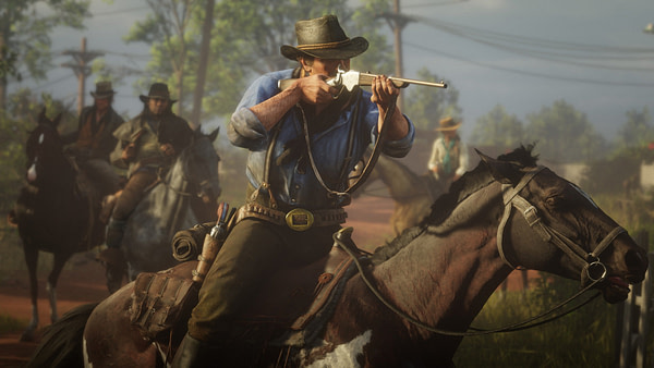 """""""Red Dead Redemption 2"""" Is Finally Coming To PC This November"""