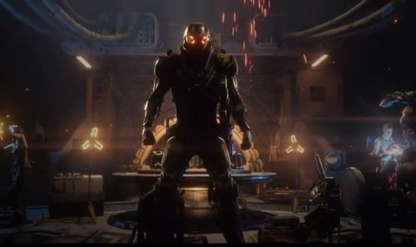 anthem Electronic Arts play