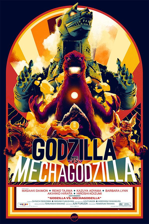 Godzilla Mondo 1