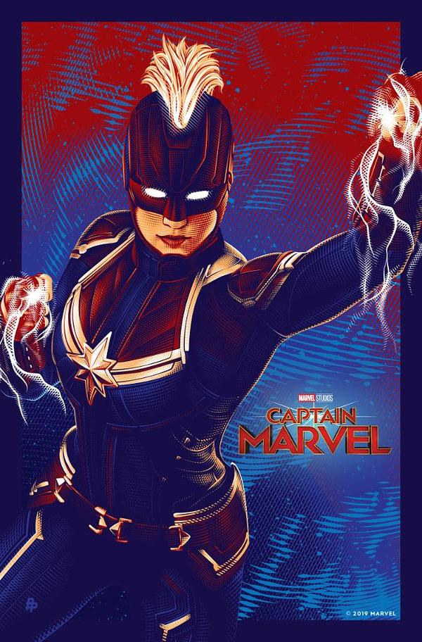 Brie Larson Reacts to 'Captain Marvel' $1 Billion Box Office Status