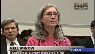 Nerds in High Places: Nell Minow