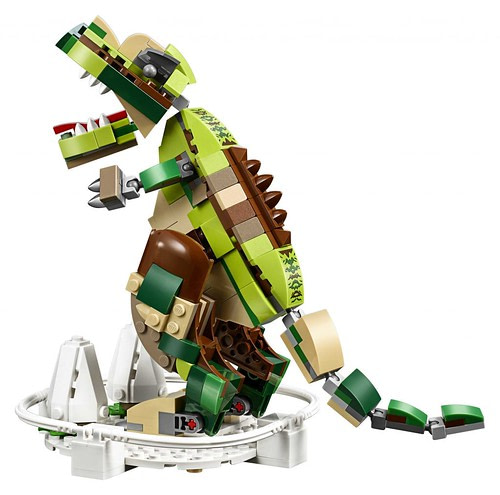 LEGO House Dinosaurs Announced, Available April 17 at The LEGO House Store