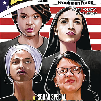 AOC and the Freshman Force Gets a Squad Sequel in December