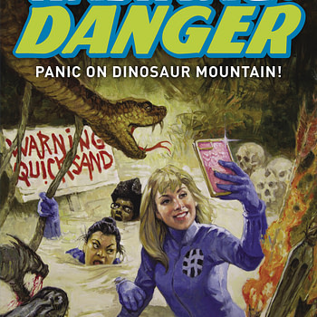Judge Hashtag: Danger By Gail Simone's Foreword