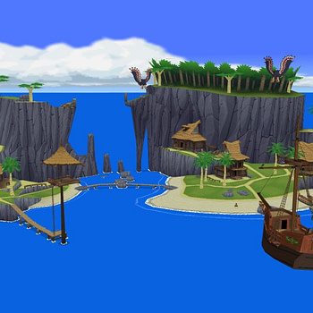 """There's A """"Wind Waker"""" Village In """"The Legend Of Zelda: Breath of the Wild"""""""