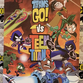 Teen Titans Go! Vs. Teen Titans Hynden Walch Talks Starfire, Adventure Time, And More (INTERVIEW)
