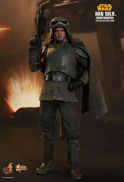 Han Solo Hot Toys Mudtrooper 1