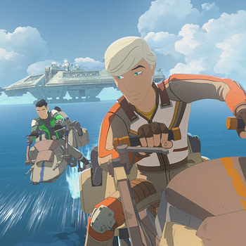 Star Wars Resistance Fuel for the Fire Still 1
