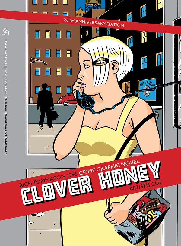 CloverHoney-9781934460863