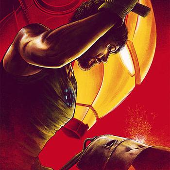 Mondo Iron Man by Cesar Moreno