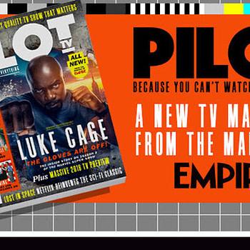empire pilot tv magazine