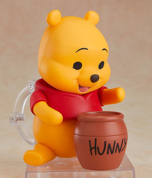 Winnie The Pooh and Piglet Nendoroid Figure 2