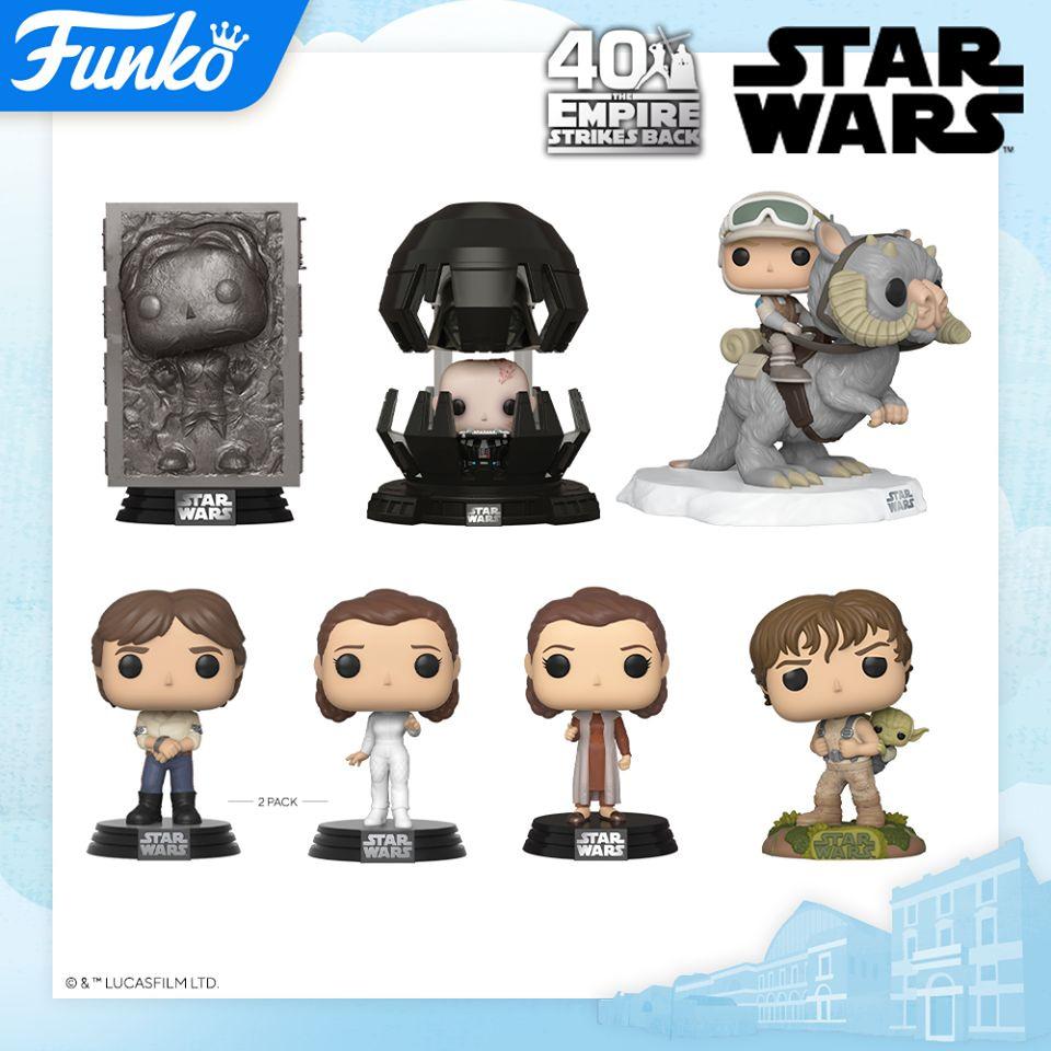 London Toy Fair Funko Pop Reveals - Star Wars