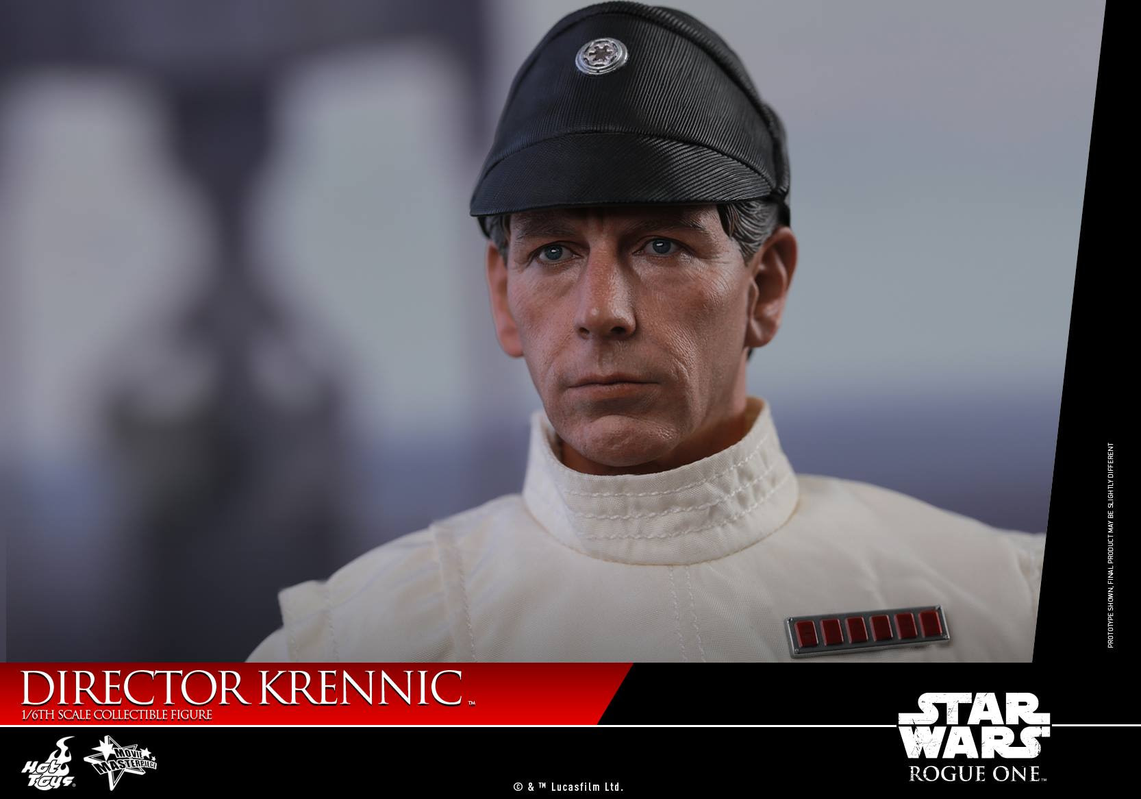 Star Wars Hot Toys Director Krennic 7