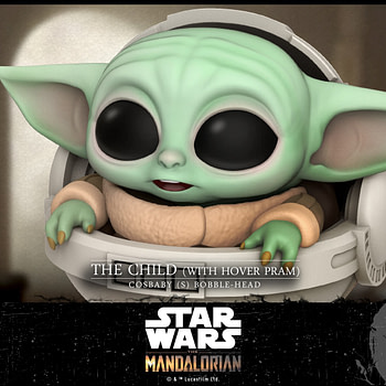 """""""The Mandalorian"""" Cosbaby Figures Finally Revealed by Hot Toys"""