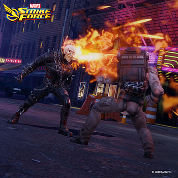 """Marvel Strike Force"" Launches A New Halloween Update"