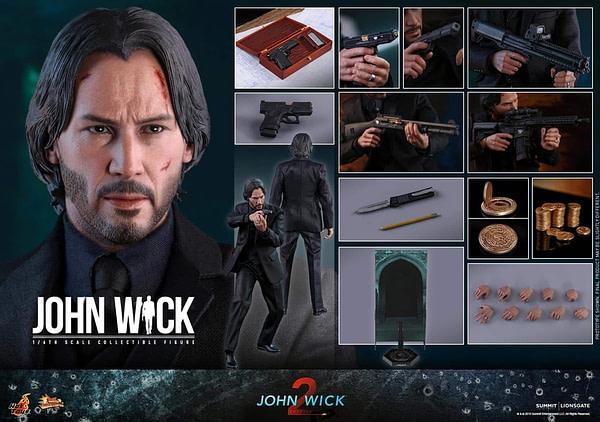 John Wick Hot Toys 17