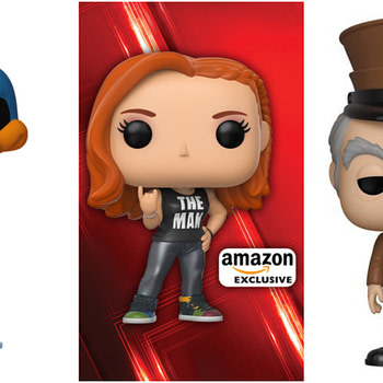 Funko Becky Lynch Collage