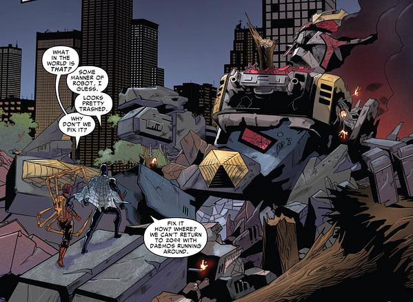Spider-Man 2099 #8 (2015) - Page 5