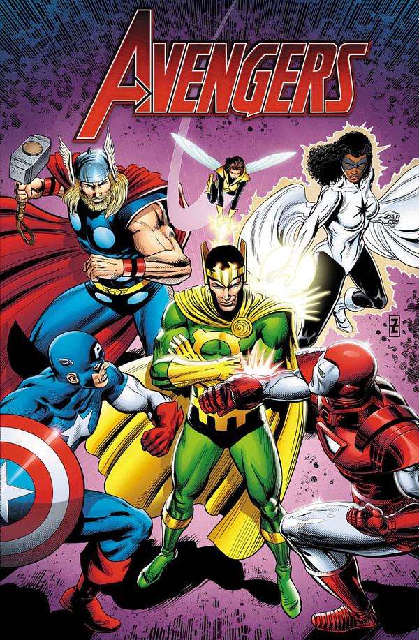 Roger Stern Returns to Marvel for Avengers: Loki Unleashed One-Shot