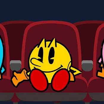 Pac-Man Has A New Video Showing How To Behave At Theaters