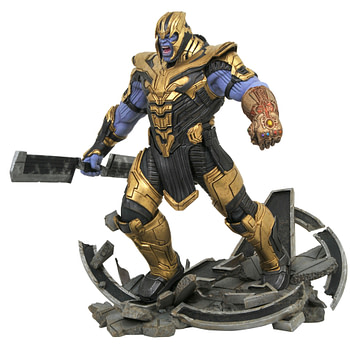 Diamond Select Toys Reveals Avengers: Endgame Gallery Statues and Minimates