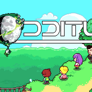 "The ""Mother 4"" Fan Project Is Now ""Oddity"""