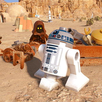 """""""LEGO Star Wars: The Skywalker Saga"""" Lets You Play in Your Own Order"""