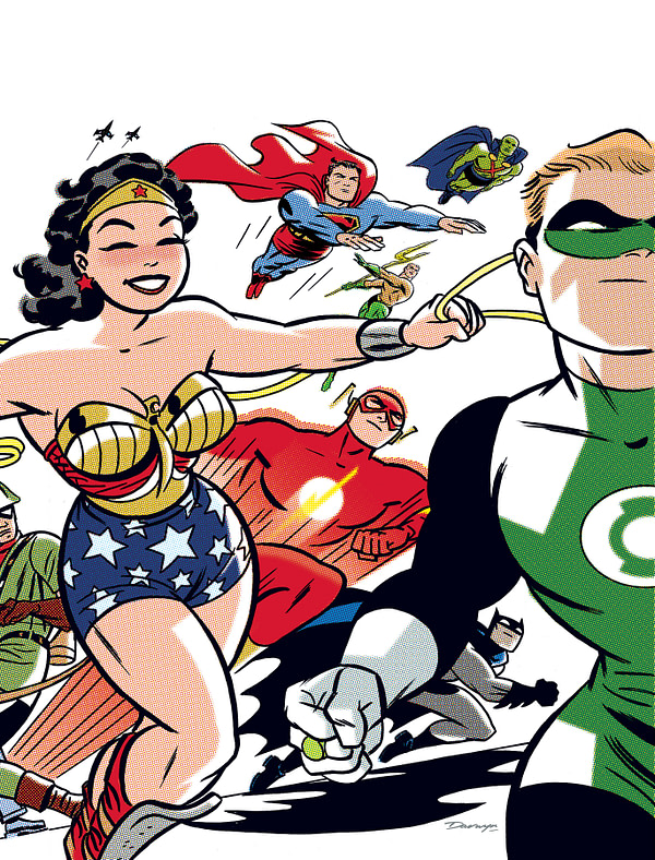 DC Comics Puts Darwyn Cooke's Absolute New Frontier Back Into Print For 15th Anniversary