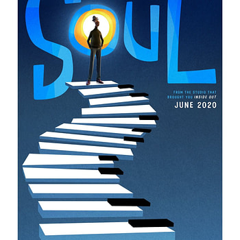 "Pixar Shares a New Poster for ""Soul"", New Trailer to Drop Tomorrow"