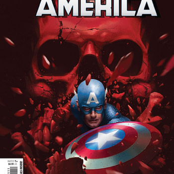 Captain America: The End #1 [Preview]