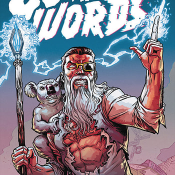 Charles Soule and Ryan Browne's Curse Words Optioned for TV Series