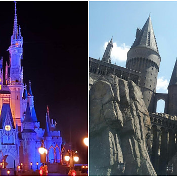 Disney World, Both Universal Parks, and Disney Cruise Line All Close
