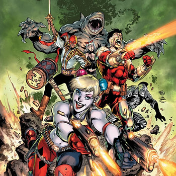 Meet Osita, Lok, and Chaos Kitten, the New Members of DC's Suicide Squad