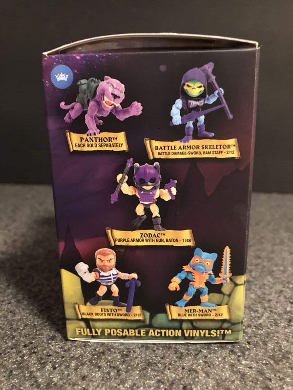 The Loyal Subjects Masters of the Universe Wave 2 3