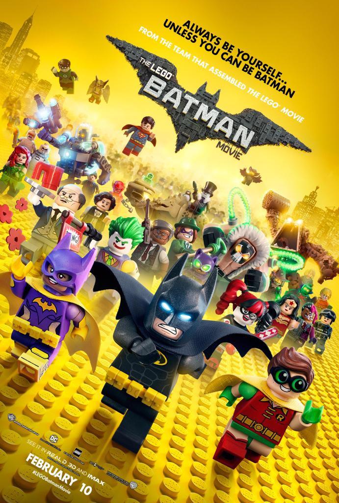 the lego batman moie