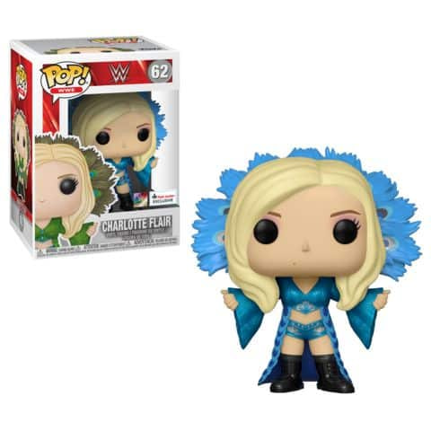 Funko WWE Charlotte Flair Exclusive