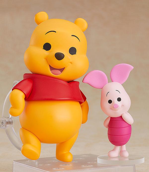 Winnie The Pooh and Piglet Nendoroid Figure 1