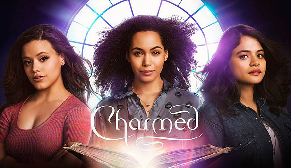 charmed first look trailer cw
