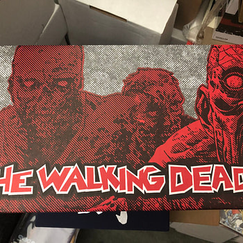 The Walking Dead Mystery Box SDCC 2019 - 9.8 Guaranteed