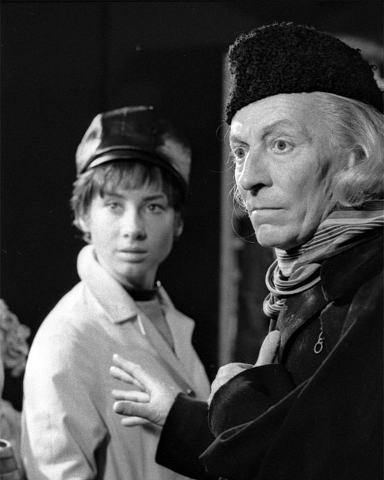 doctor who susan foreman