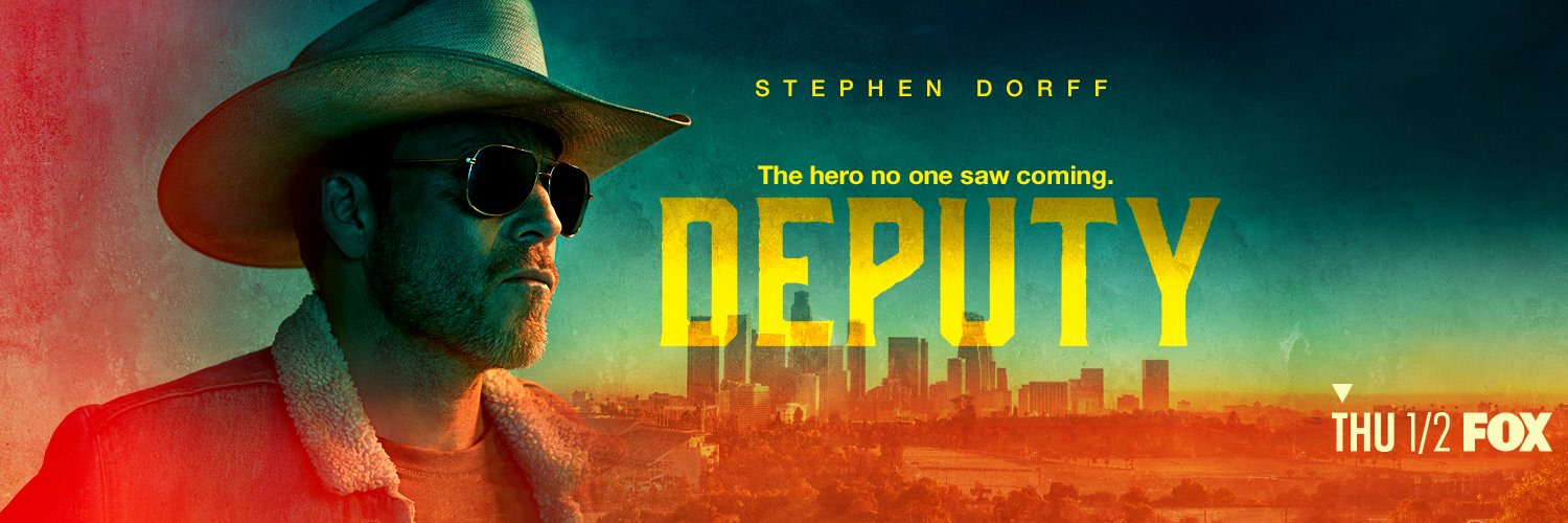 """Deputy"": Stephen Dorff Introduces Viewers to L.A. Lawman Bill Hollister [VIDEO]"