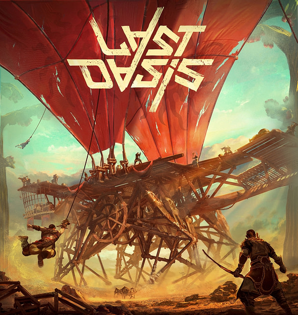 """""""Last Oasis"""" Receives A New Trailer Showing How To Survive"""